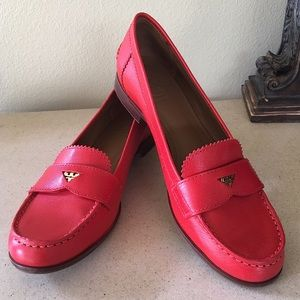 "TORY BURCH ""PENNIE"" LOAFERS"